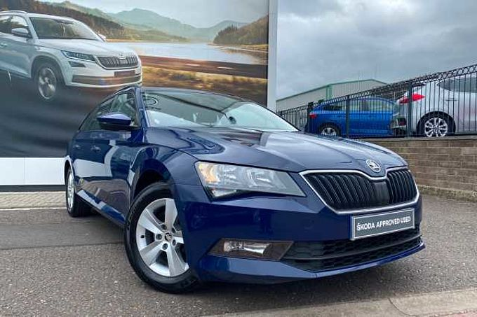 SKODA Superb 1.6 TDI (120ps) S DSG 5-Dr Estate